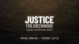 Justice for Greenwood Foundation